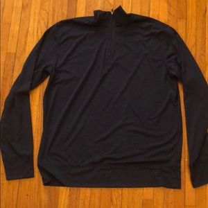 SAKS FIFTH AVENUE MEN's Large Pullover long sleeve